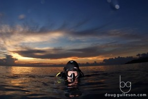 Doug Gulleson Scuba Diving in Indonesia - 2014